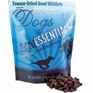 Vital Essentials FD Dog Food