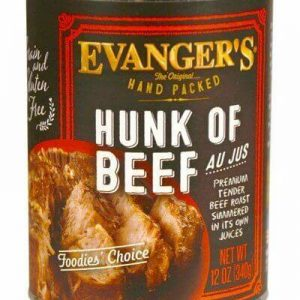 Evanger's Canned Dog Wet Food