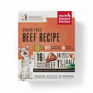 Honest Kitchen Dog Food Dry