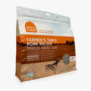 Open Farm FD Raw Pork Dog Food