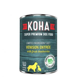Koha Canned Wet Dog Food