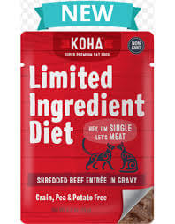 Koha GF Stew Dog Food