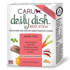 Caru Daily Stew Dog Wet Food