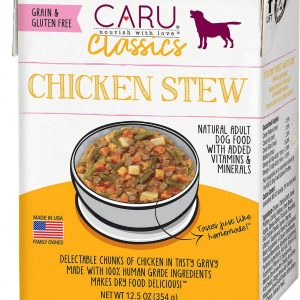 Caru Stew CAT