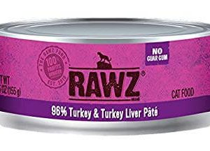 Rawz Cat Canned wet Food