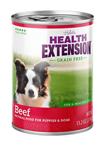 V C Health Extension Canned Dog Food Wet