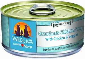 Weruva Grandma's Chicken Soup