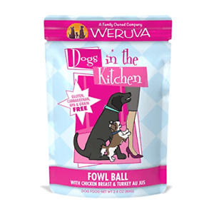 Weruva Dog Food Wet