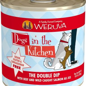 Weruva Canned Dog Food Wet
