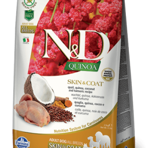 Farmina N&D Quinoa Dog Dry Food