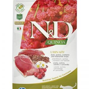 N&D Quinoa Duck Urinary CAT